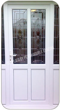 Double Glazed Residential Doors