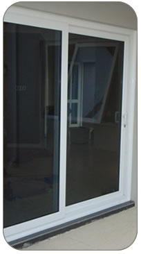 Double glazed sliding doors Perth